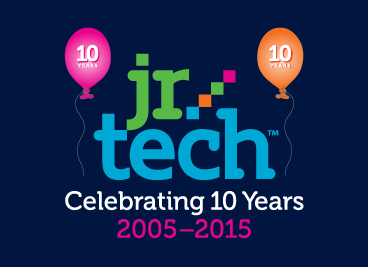 Jr.Tech celebrating ten years 2005–2015