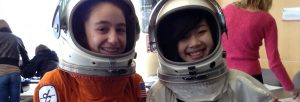 Girls STEM Summit astronauts