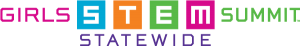 Girls STEM Summit Statewide logo