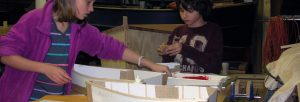 Boatbuilding Jr.Tech STEM Workshop