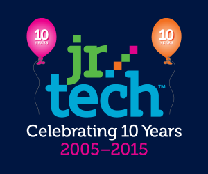 Jr.Tech Celebrating 10 Years