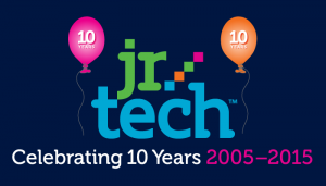Jr.Tech Celebrating 10 Years 2005-2015