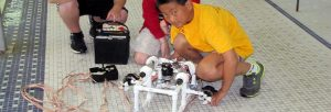 Jr.Tech Remotely Operated Underwater Vehicles STEM Workshop