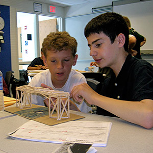 Jr.Tech Build 'em and Bust 'em Bridge Building STEM workshop testimonials
