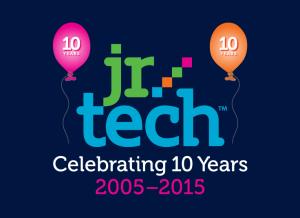 Jr.Tech celebrating ten years 2005–2015