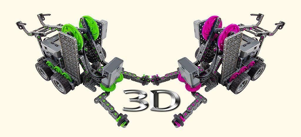 3D Printing, Modeling, and Robotics