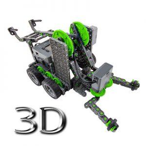 3D Modeling, 3D Printing, and Robotics Jr.Tech Workshop