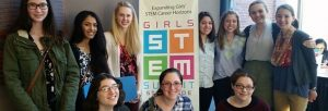 Girls STEM Summit Statewide Banner