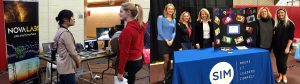 Exhibitors at Girls STEM Summit –Statewide