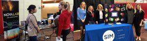 Exhibitors at Girls STEM Summit –Statewide