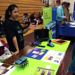 Phiro at Girls STEM Summit – Statewide
