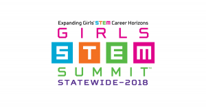 2018 Girls STEM Summit logo