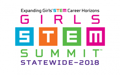 Jr.Tech Announces Girls STEM Summit–Statewide 2018