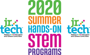 Jr.Tech 2020 Summer Hands-on Cape Cod STEM Programs