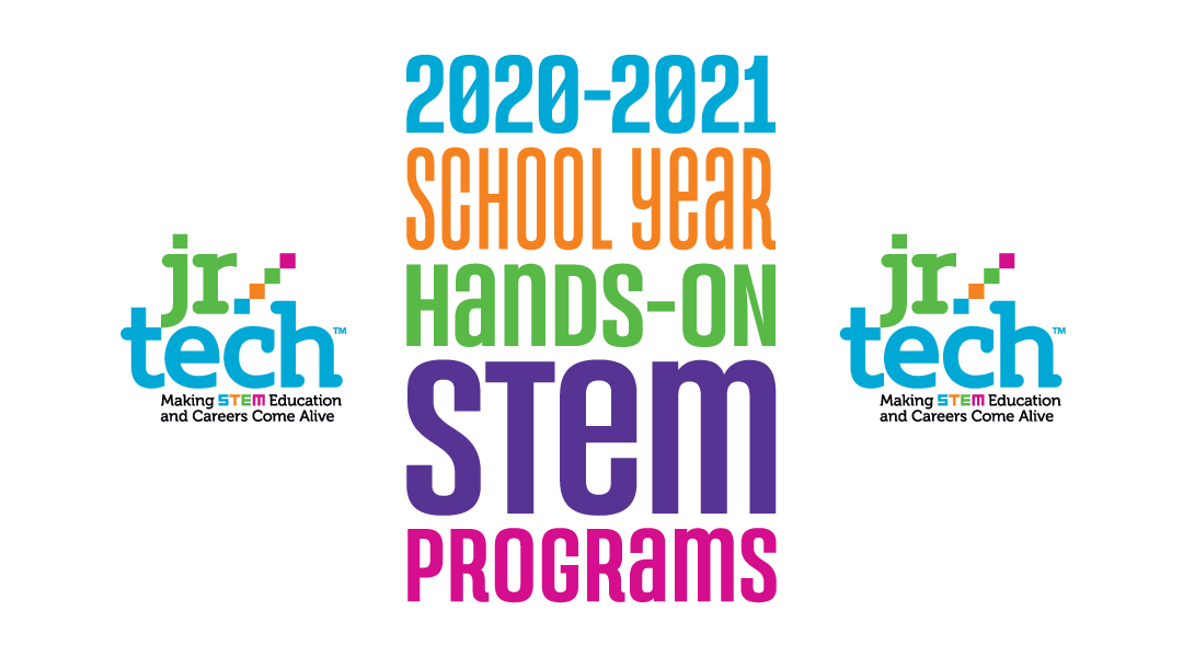 Jr.Tech Announces Online and In-person STEM Programs for Boys and Girls in Grades 5–8