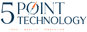 5 Point Technology logo